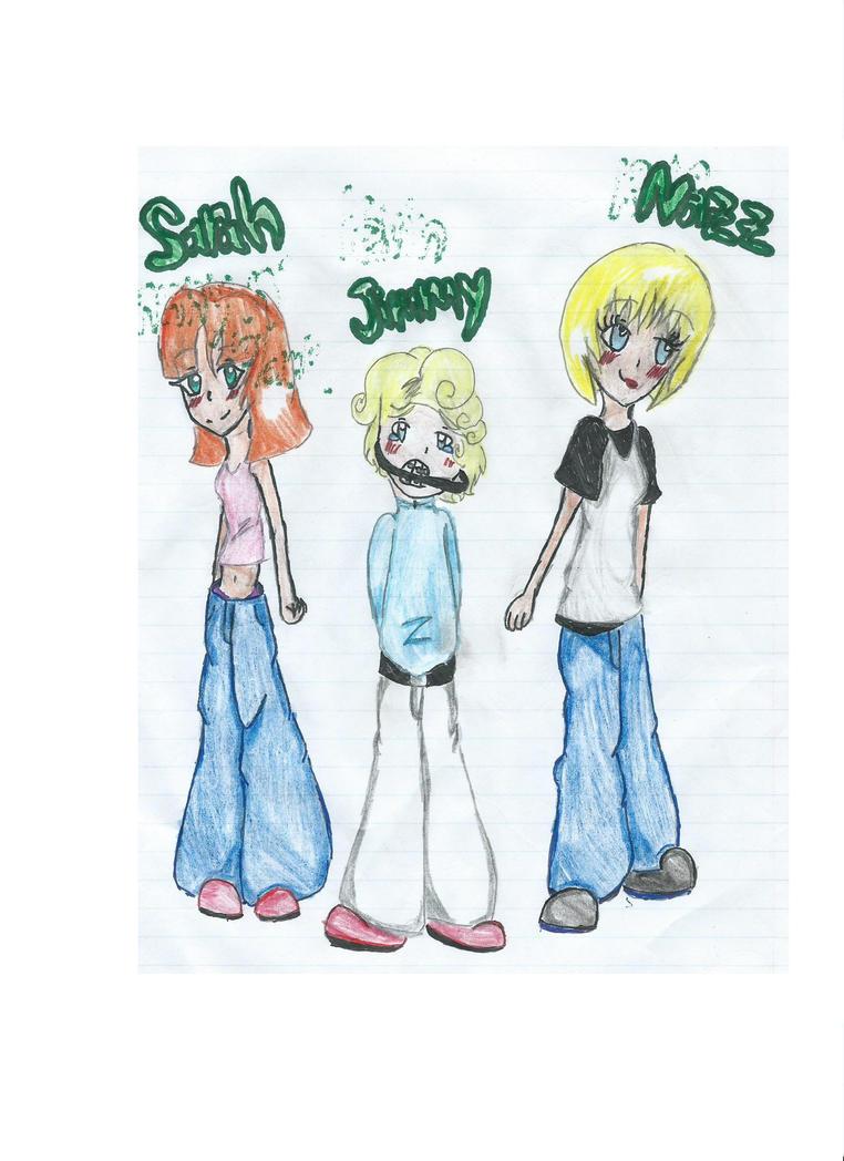 Ed edd n eddy jimmy and sarah
