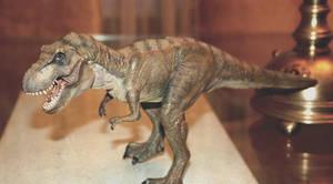 Custom Female  Papo T-Rex
