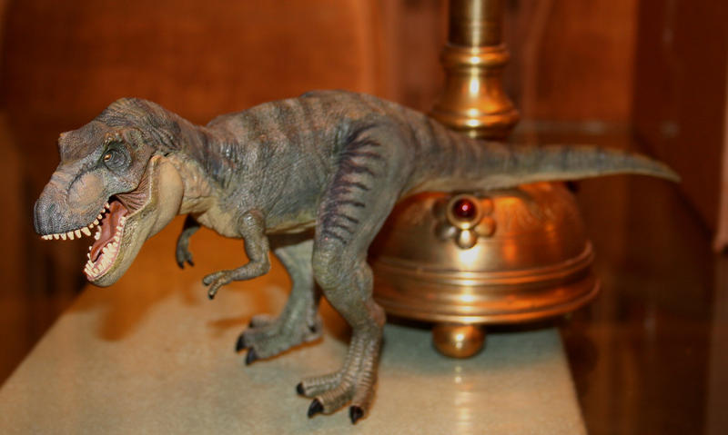 Custom Male Papo T-Rex by Panther10