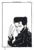 Wolverine by julionieto