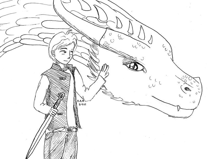 essay over eragon This is my essay/review about eldest by christopher paolini i read the book shortly after it came out but just didn't have the time to devote to writing this essay until over a year later, i'm afraid.