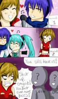 Poor Meiko... by Harnikawa
