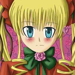 Shinku - Rozen Maiden by Harnikawa