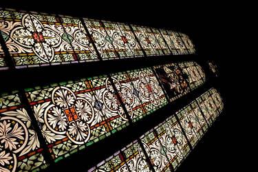 Church Window by tomascher