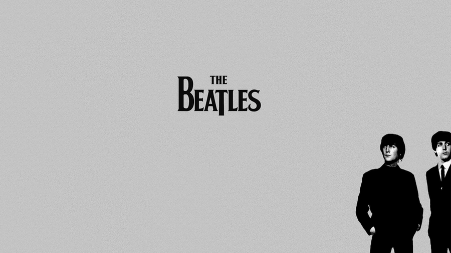 The beatles wallpaper by jealousguy1 on deviantart the beatles wallpaper by jealousguy1 voltagebd Choice Image