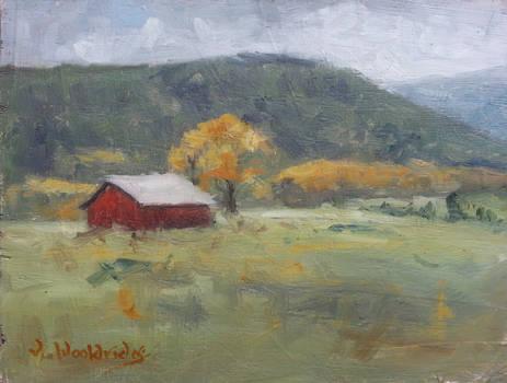 Rea Valley Barn