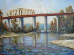 Cotter Train Bridge