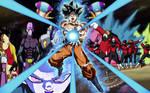 Migatte No Goku Universe Survival Arc Poster V2