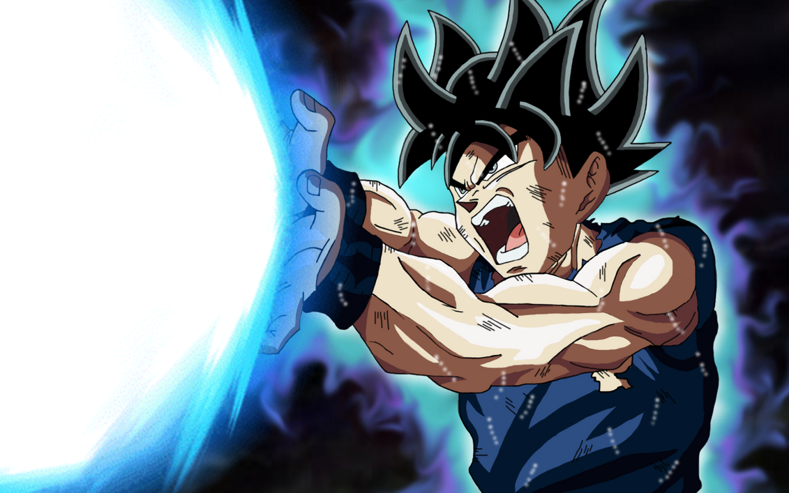 Goku Ultra Instinct Wallpaper Hd: XenoDVA (Nonya Fukin Businis)
