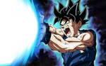 Ultra Instinct Goku Wallpaper! 777 Page Views!!!