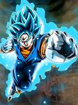 Dokkan Battle LR Vegito Blue!