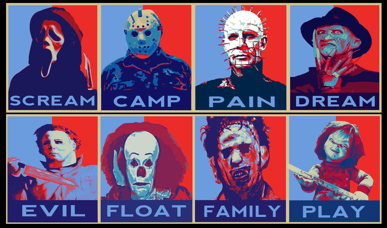 Horror Icons By Richierich27 On DeviantArt