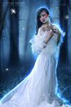 Lovely goddess dragonfly 2