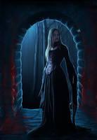 My lady Vampire by taurus0091