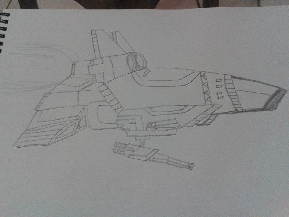 Striker craft by ryekun