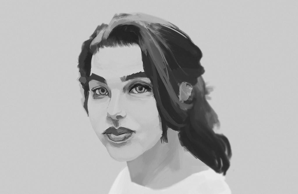 Portrait#1 by sirMizer
