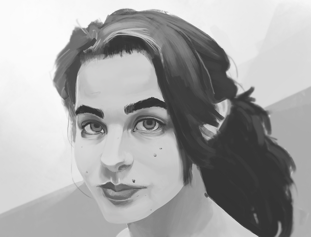 Portrait#2 by sirMizer