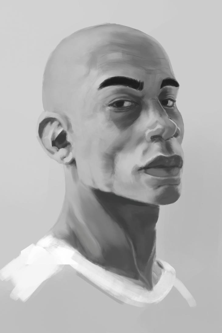 Portrait #3 by sirMizer