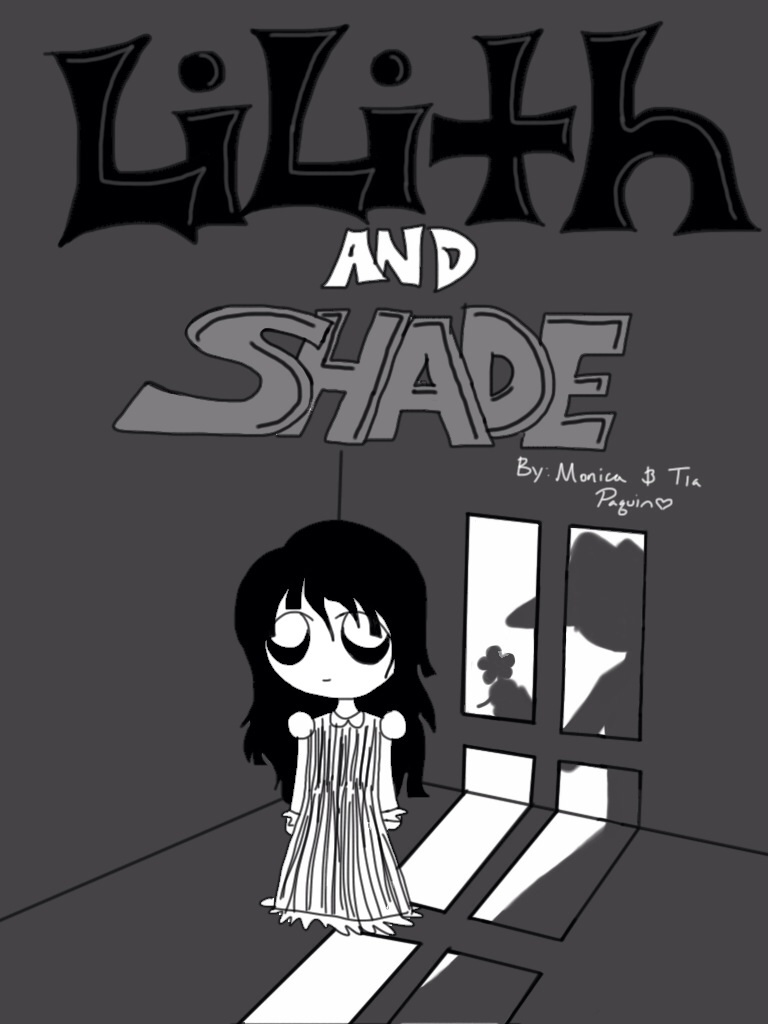 Lilith and Shade-Sneak Peek by SisterStories