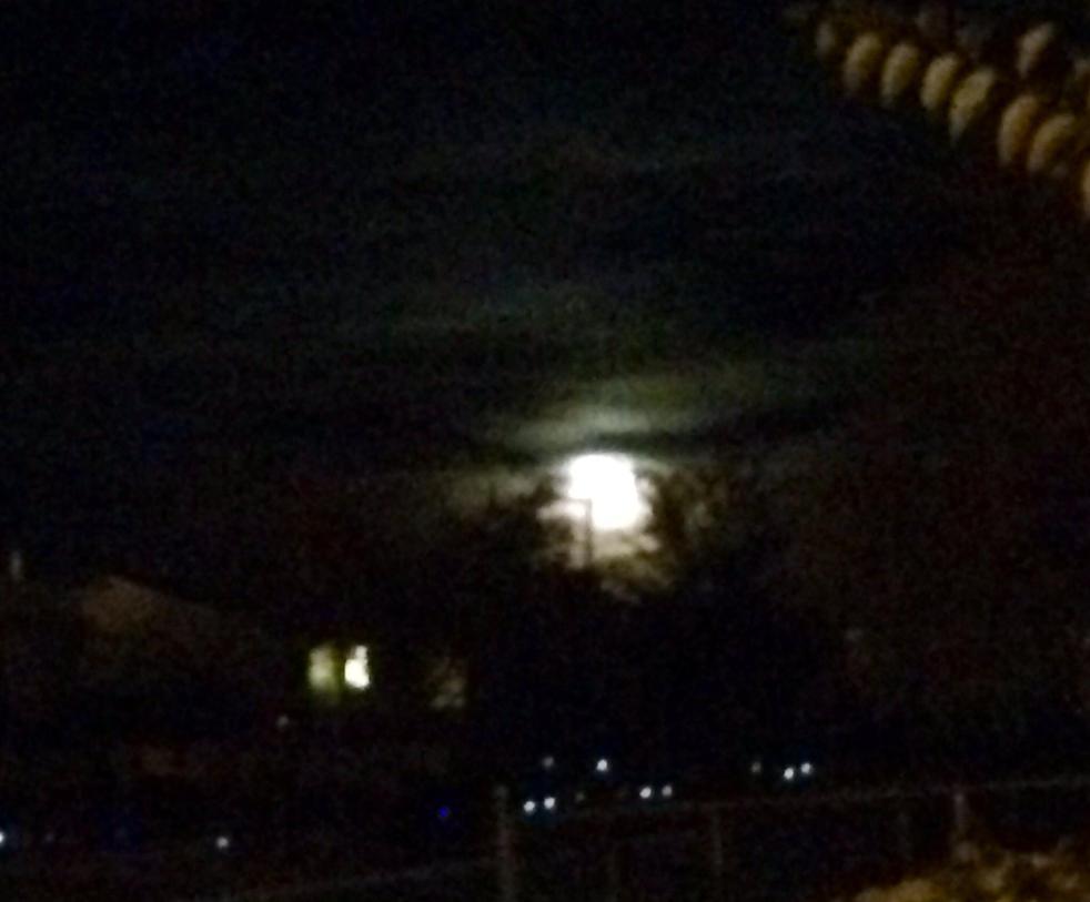 Eerie Moonlight by SisterStories