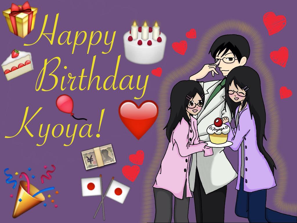 Happy Birthday Kyoya by SisterStories