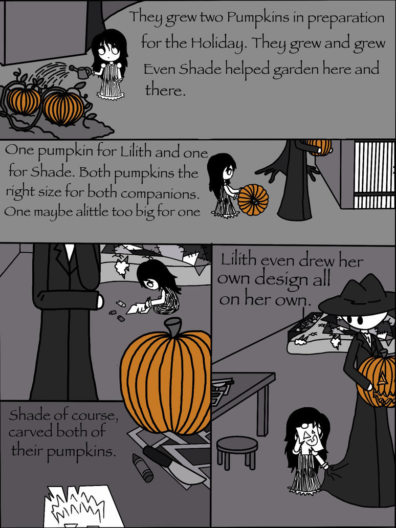 Lilith and Shade-Ch2~Halloween Pg 4 by SisterStories