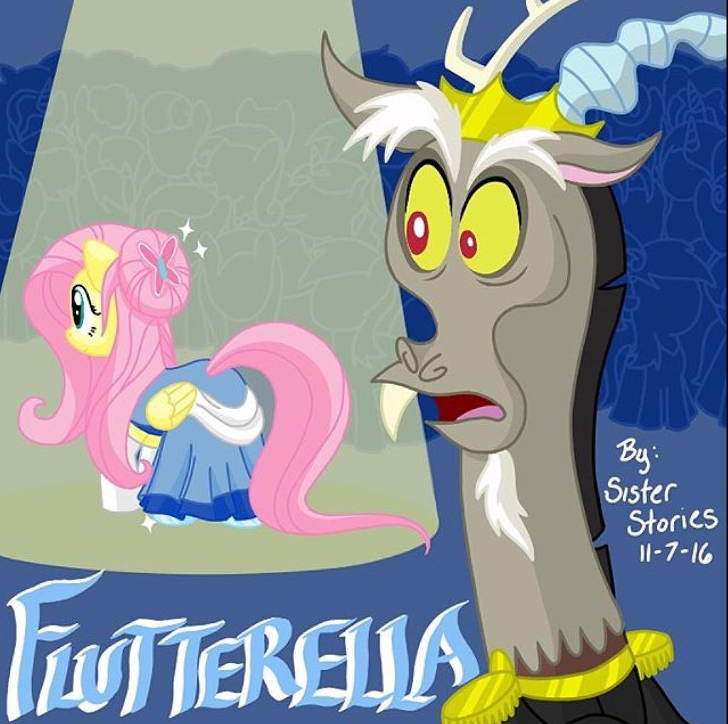 FlutterCord: FlutterElla by SisterStories