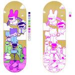 Skateboard Design...