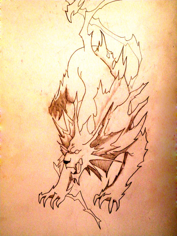 Descent Of Raiju By Spinner1526 On Deviantart Drawasaurus is a drawing & guessing game for your phone, tablet or pc. descent of raiju by spinner1526 on