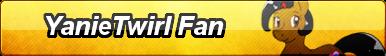 YanieTwirl Fan Button