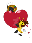 Valentines Day YCH #1