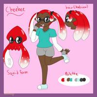 Agent 4 OC: Cheebee