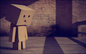 Lonely Danbo by SaiogaMan