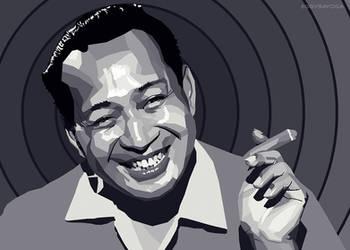 H.M. Soeharto by SaiogaMan