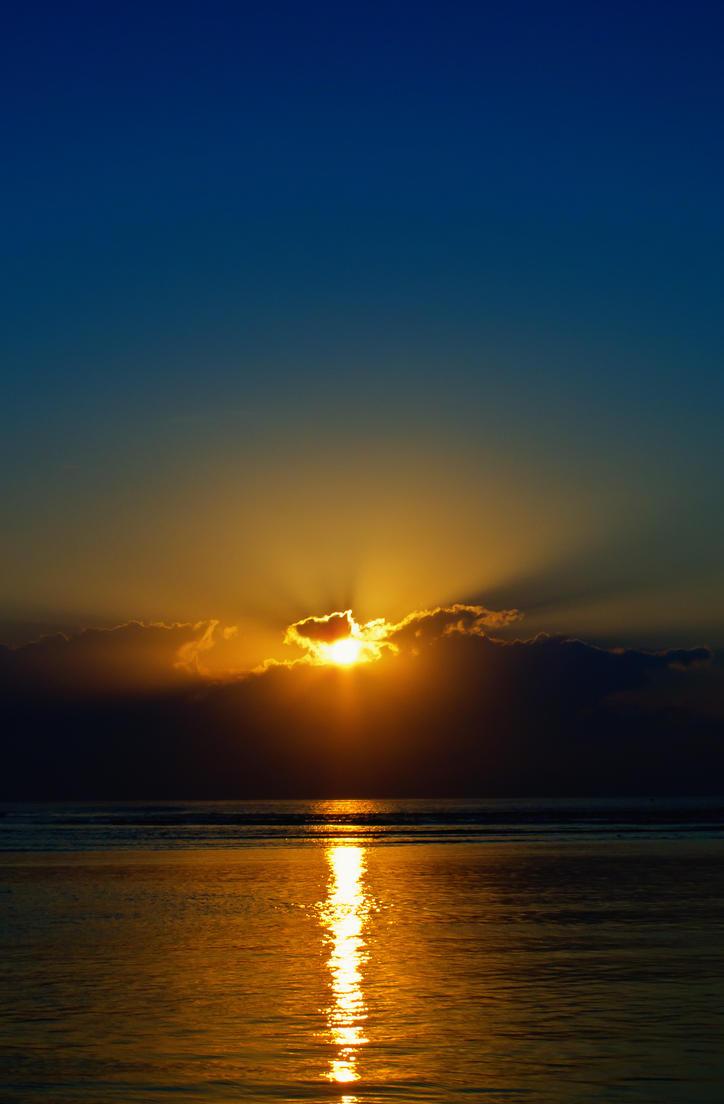 Sindhu Sunrise by SaiogaMan