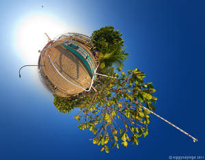 Huge Boats, Small Planet