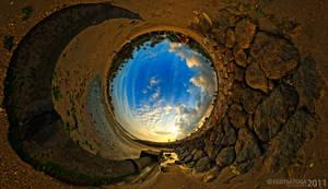 Sindhu Tunnel 3 by SaiogaMan