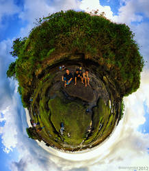 Tanah Lot Planet 2