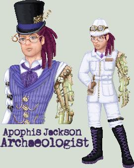 Apophis Jackson, round 1 by gayahithwen