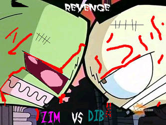 Zim vs Dib Revenge