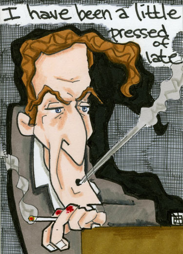 Memoirs of Sherlock Holmes - The Final Problem by 10th-letter