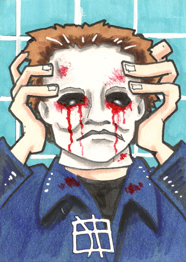 Halloween - Michael Myers by 10th-letter