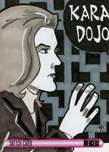 Women of Avengers - Emma Peel by 10th-letter