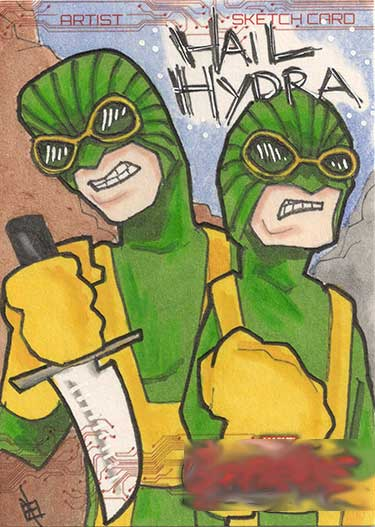 Hydra by 10th-letter