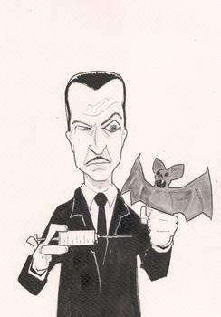 The Bat - Dr Malcolm Wells