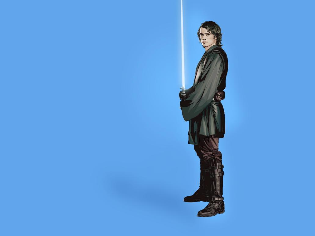 Anakin Skywalker Wallpaper By Auctoris On DeviantArt