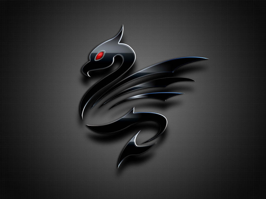 baby dragon by darkheroic