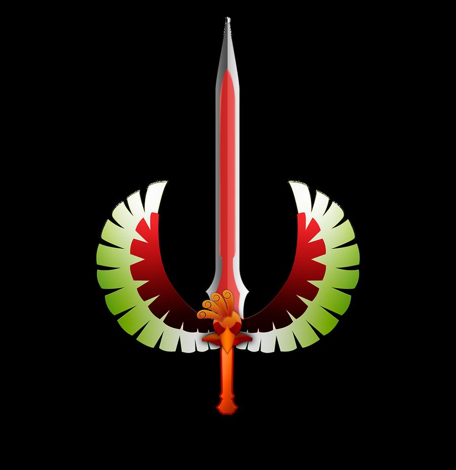 Reversed Gijinka: Guardian of the sky by darkheroic