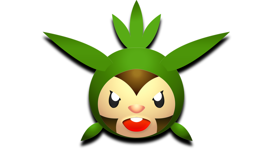 Chespin by darkheroic