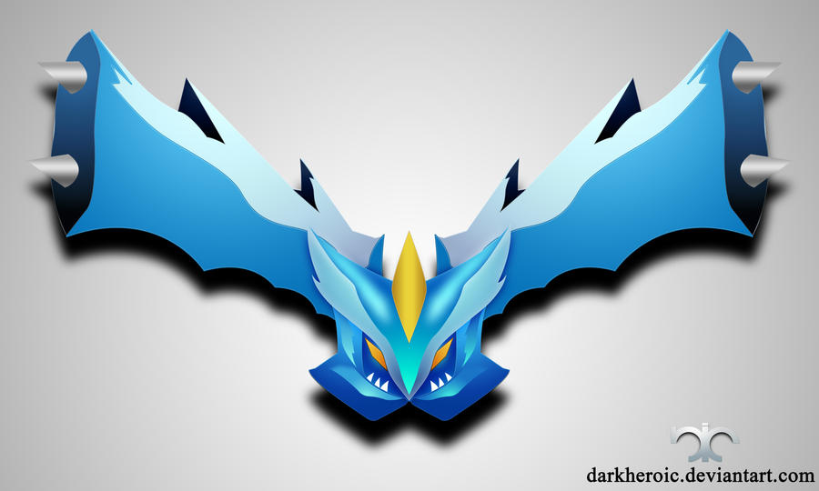 Kyurem by darkheroic